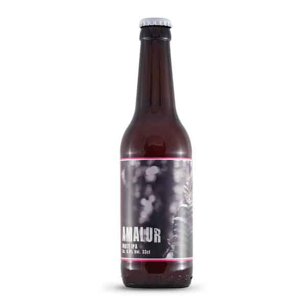 Amalur -Cerveza vendida por la tienda online de El Retrogusto es mío. Sarriguren