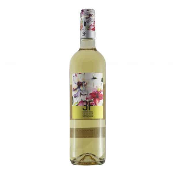 Beramendi - 3F blanco. Vino vendido por la tienda online de El Retrogusto es mío. Sarriguren