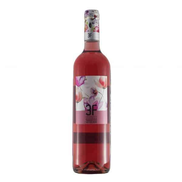 Beramendi - 3F rosado. Vino vendido por la tienda online de El Retrogusto es mío. Sarriguren