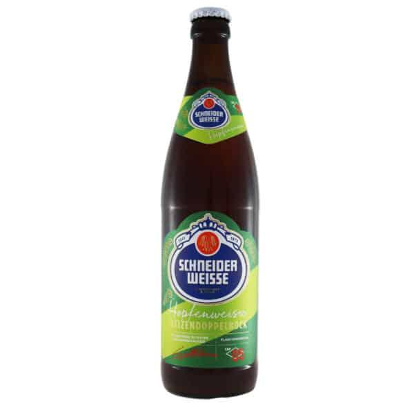 Schneider Weisse - Hopfenweisse. Cerveza vendida por la tienda online de El Retrogusto es mío. Sarriguren