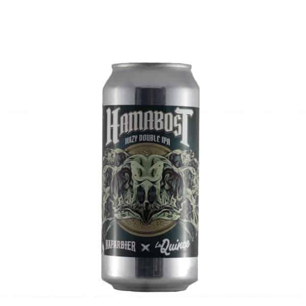 Naparbier + La quince - Hamabost. Cerveza vendida por la tienda online de El Retrogusto es mío. Sarriguren