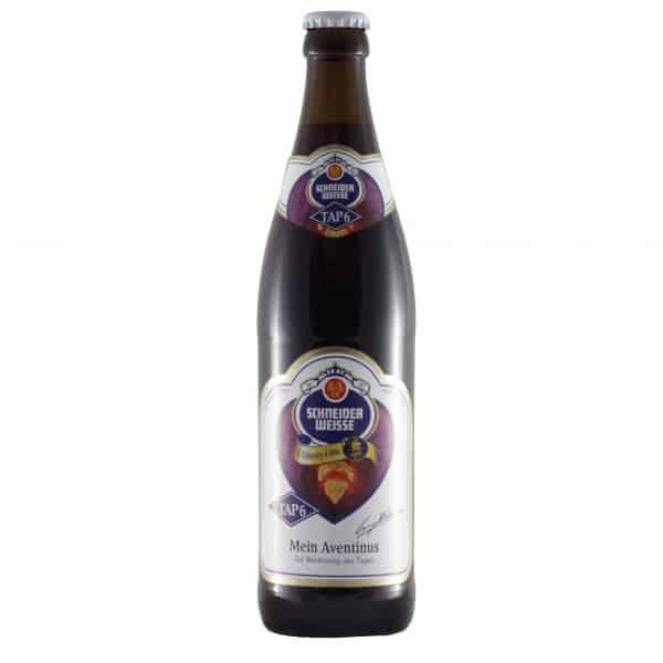 Schneider Weisse - Mein Aventinus. Cerveza vendida por la tienda online de El Retrogusto es mío. Sarriguren
