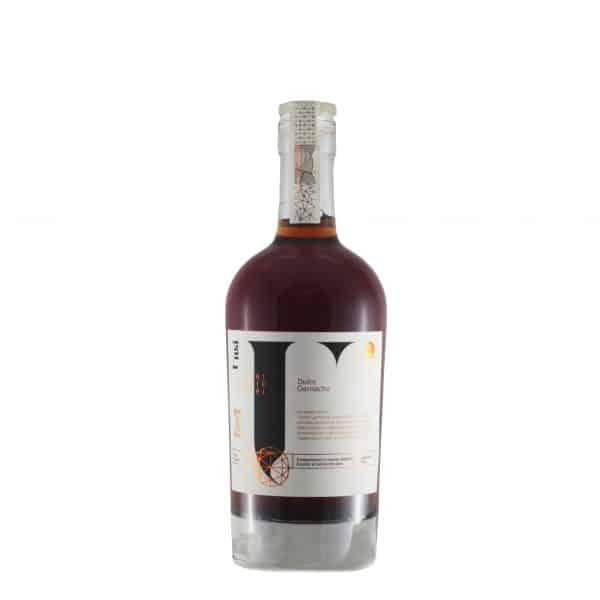 Unsi - Dulce de garnacha. Vino vendido por la tienda online de El Retrogusto es mío. Sarriguren