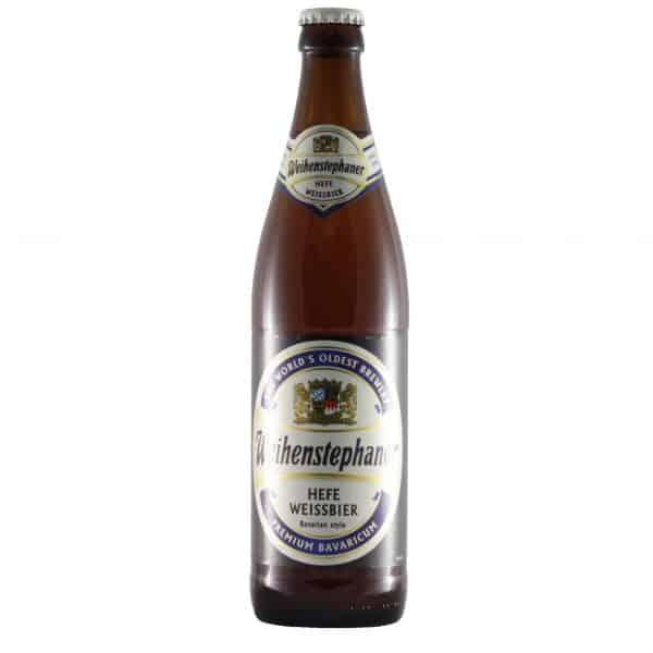 Weihinstephan - Hefeweiss. Cerveza vendida por la tienda online de El Retrogusto es mío. Sarriguren