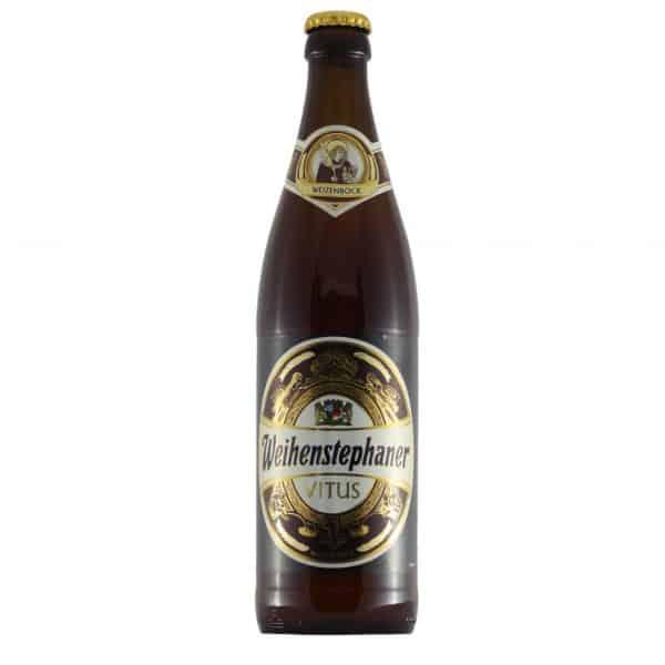 Wehinstephan - Vitus. Cerveza vendida por la tienda online de El Retrogusto es mío. Sarriguren