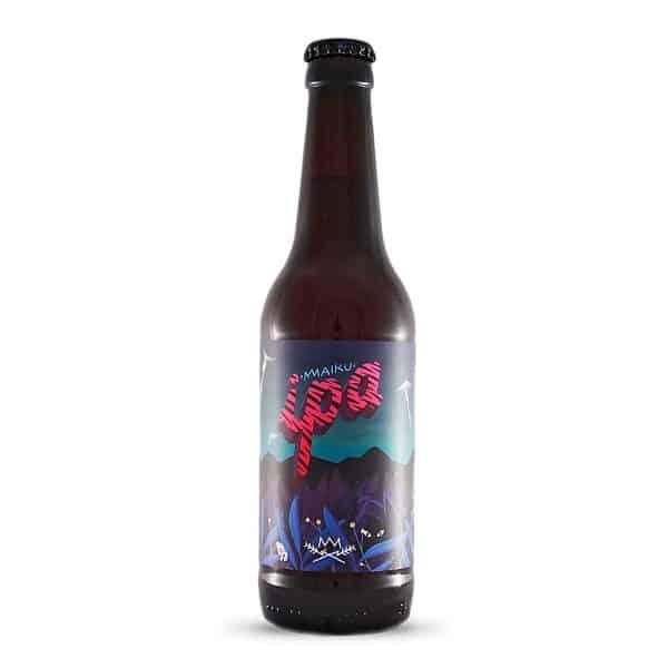 Maiku - IPA. Cerveza vendida por la tienda online de El Retrogusto es mío. Sarriguren