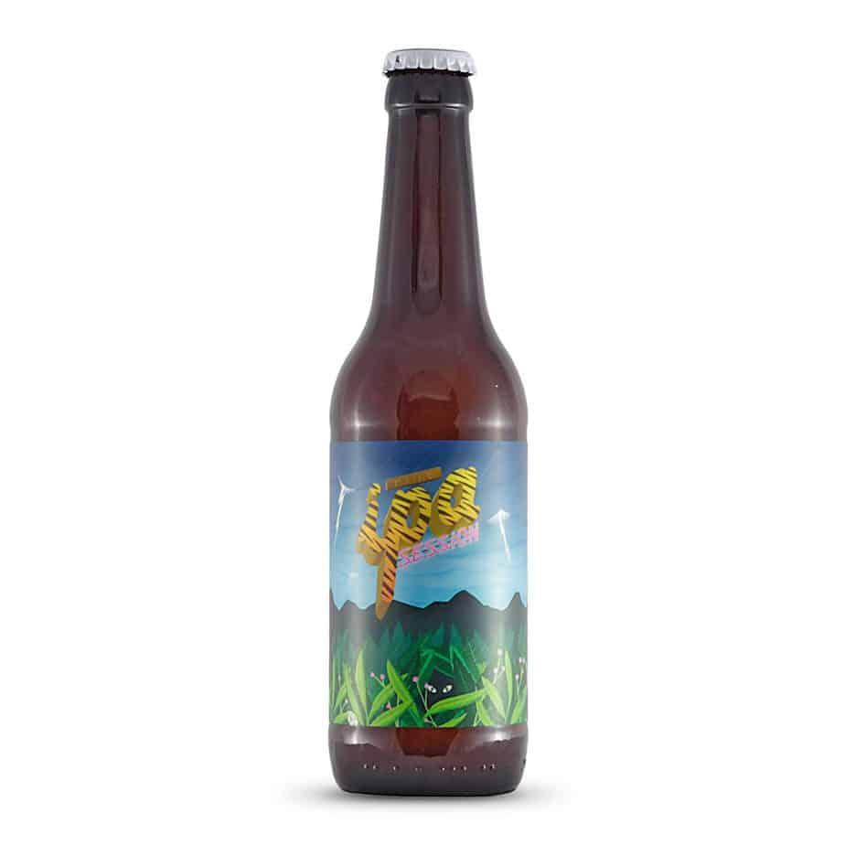Maiku - Session IPA. Cerveza vendida por la tienda online de El Retrogusto es mío. Sarriguren