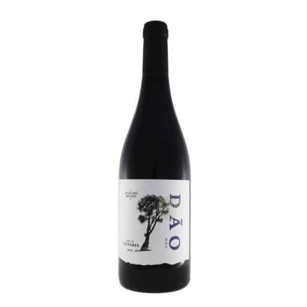 Anselmo-Mendes---Dao. Vino vendido por la tienda online de El Retrogusto es mío. Sarriguren