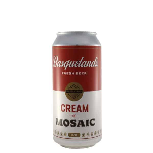 Basqueland---Cream-of-Mosaic- Cerveza vendida por la tienda online de El Retrogusto es mío. Sarriguren