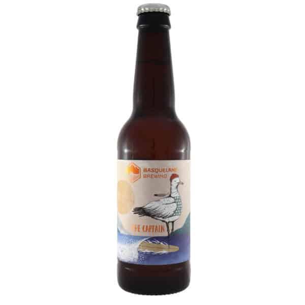 Basqueland---The-Captain. Cerveza vendida por la tienda online de El Retrogusto es mío. Sarriguren