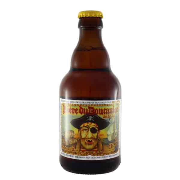 Brouwerij Van Steenberge - Biere-du-boucanier. Cerveza vendida por la tienda online de El Retrogusto es mío. Sarriguren