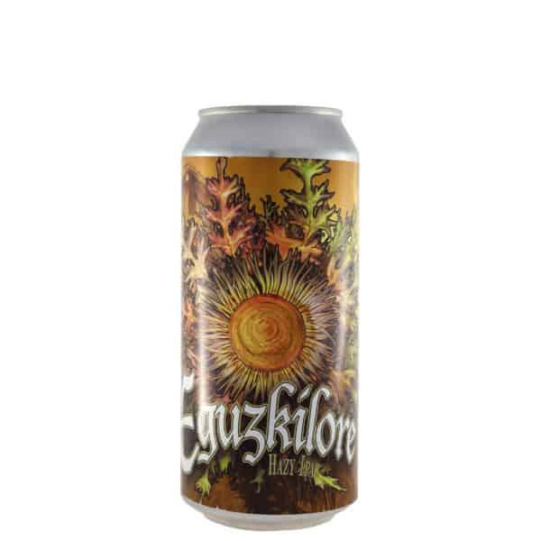 Biribil---Eguzkilore. Cerveza vendida por la tienda online de El Retrogusto es mío. Sarriguren