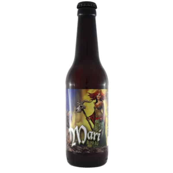 Biribil---Mari. Cerveza vendida por la tienda online de El Retrogusto es mío. Sarriguren
