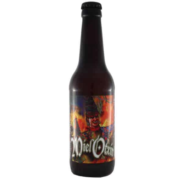 Biribil Brewing - Miel-otxin. Cerveza vendida por la tienda online de El Retrogusto es mío. Sarriguren