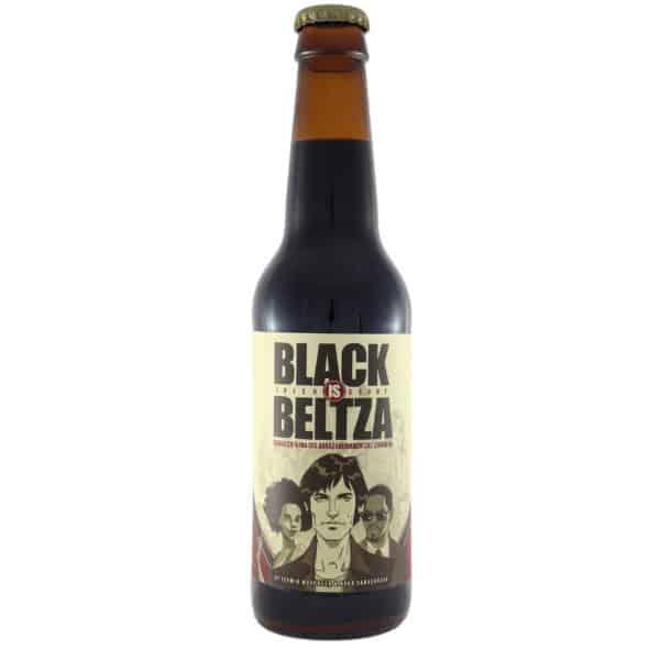 Boga---Black-is-Beltza. Cerveza vendida por la tienda online de El Retrogusto es mío. Sarriguren