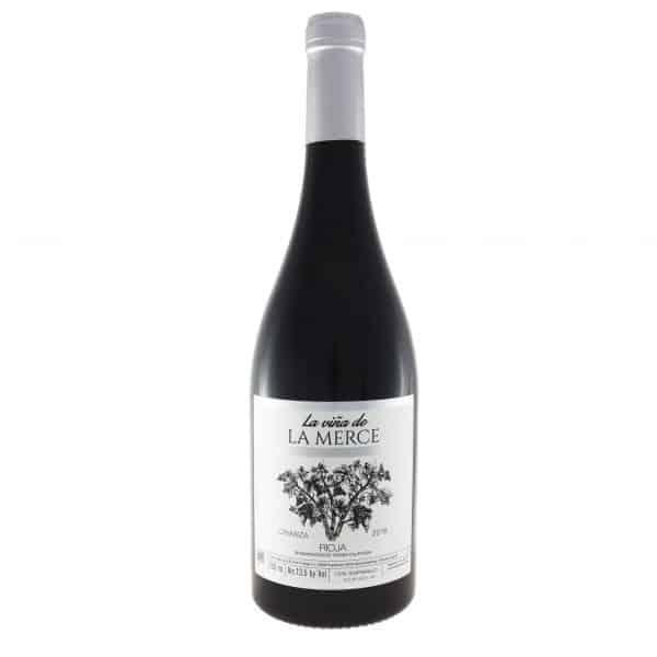 El vino Pródigo - La viña La mercé. Vino vendido por la tienda online de El Retrogusto es mío. Sarriguren