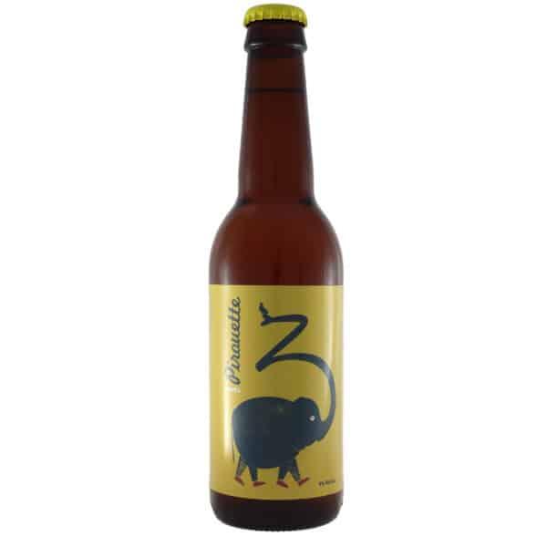 FDL beer project - Pirouette (Tripel). Cerveza vendida por la tienda online de El Retrogusto es mío. Sarriguren