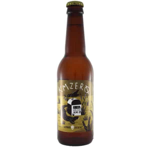 La-Pirata---Km0- (Kölsch) Cerveza vendida por la tienda online de El Retrogusto es mío. Sarriguren