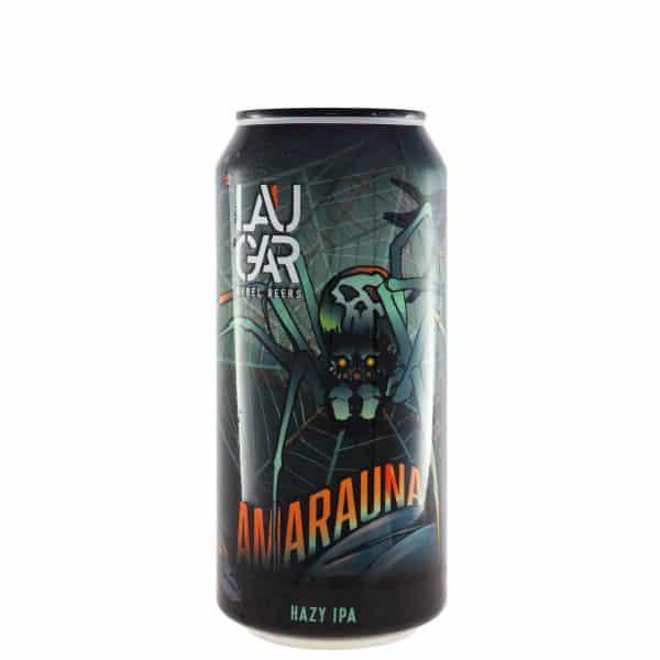 Laugar - Amarauna. Cerveza vendida por la tienda online de El Retrogusto es mío. Sarriguren