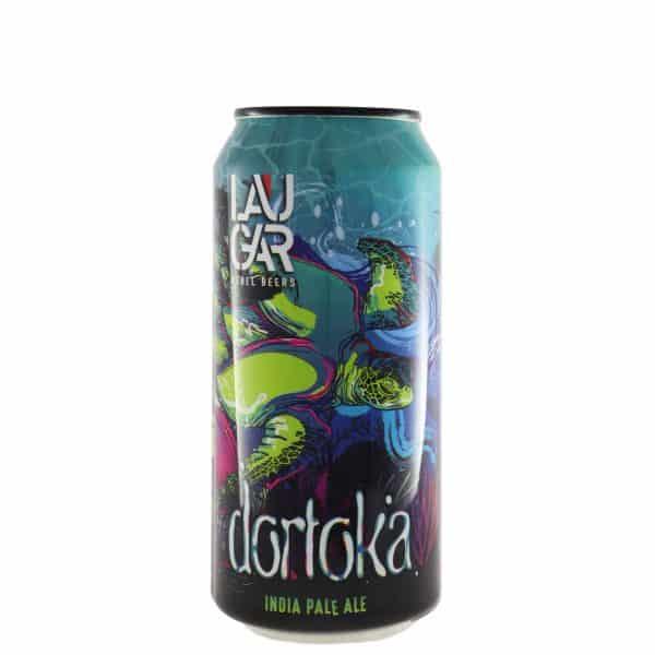 Laugar - Dortoka. Cerveza vendida por la tienda online de El Retrogusto es mío. Sarriguren