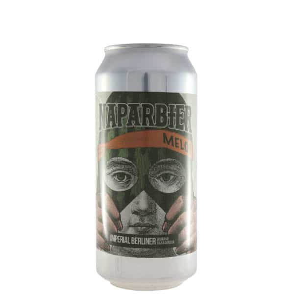 Naparbier---Meloi-Lata. Cerveza vendida por la tienda online de El Retrogusto es mío. Sarriguren