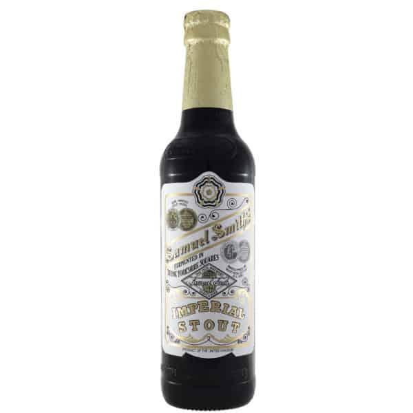 Samuel-Smith---Imperial-Stout. Cerveza vendida por la tienda online de El Retrogusto es mío. Sarriguren