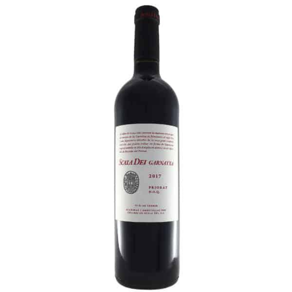 Scala-Dei---Sacala-Dei-Garnatxa. Vino vendido por la tienda online de El Retrogusto es mío. Sarriguren