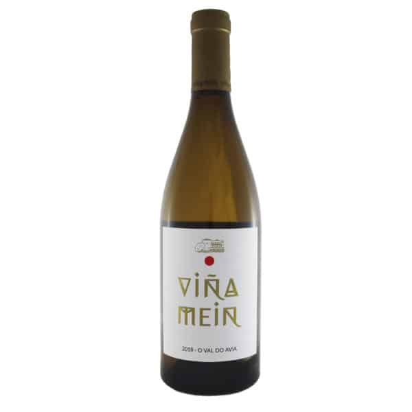 Viña Mein - Blanco 2018. Vino vendido por la tienda online de El Retrogusto es mío. Sarriguren