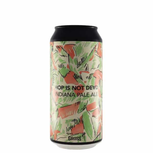 Gross - Hop is not dead. Cerveza vendida por la tienda online de El Retrogusto es mío. Sarriguren