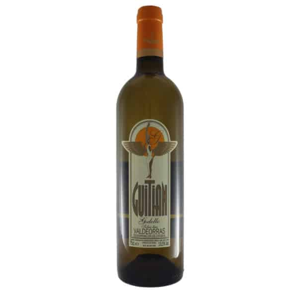 Bodega A Tapada - Guitian sobre lías 2018. Vino vendido por la tienda online de El Retrogusto es mío. Sarriguren