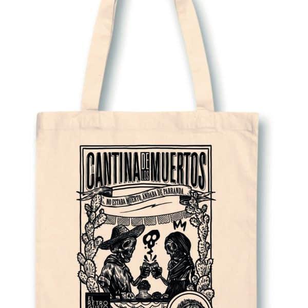 Tote Bag - Cantina Muertos