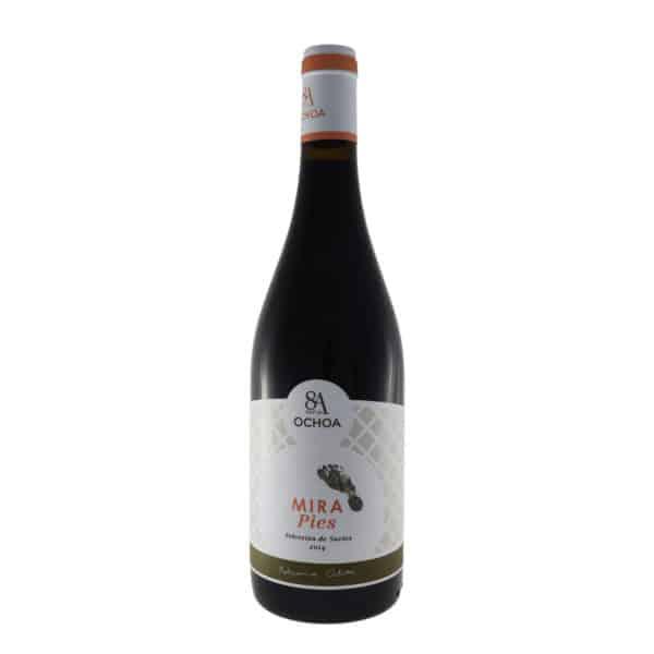 Ochoa - Mirapies 2014. Vino vendido por la tienda online de El Retrogusto es mío. Sarriguren