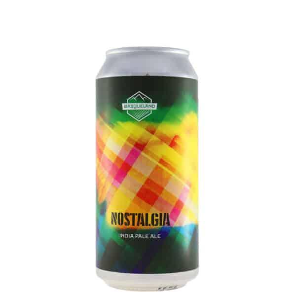 Basqueland + Cyclic - Nostalgia Cerveza vendida por la tienda online de El Retrogusto es mío. Sarriguren