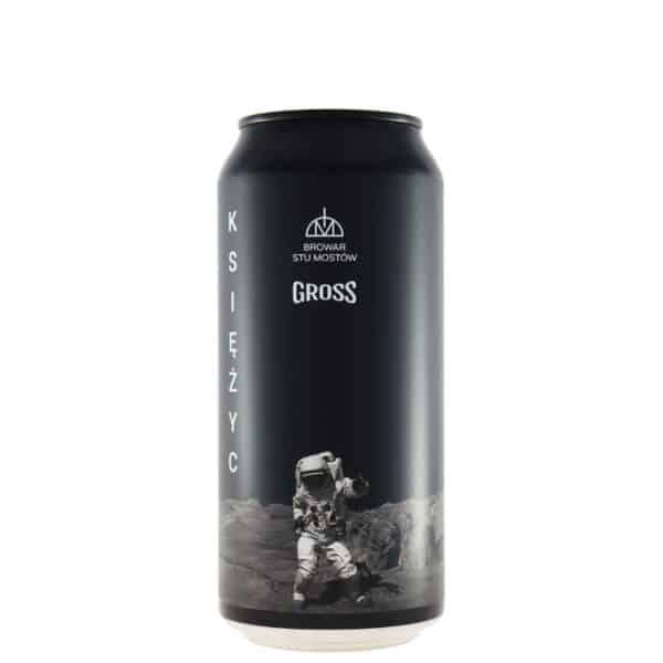 Gross + Stu Mostow - Ksiezyc.Cerveza vendida por la tienda online de El Retrogusto es mío. Sarriguren
