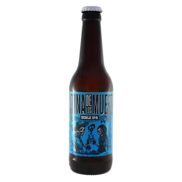 Maiku Brewing - La cantina de los muertos.Cerveza vendida por la tienda online de El Retrogusto es mío. Sarriguren