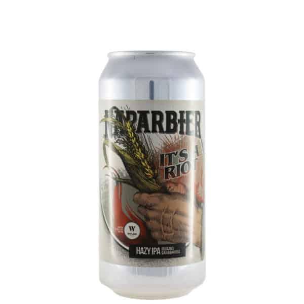 Naparbier + Wylam - Its a Riot. Cerveza vendida por la tienda online de El Retrogusto es mío. Sarriguren