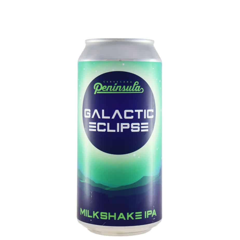 Península - Galactic Eclipse. Cerveza vendida por la tienda online de El Retrogusto es mío. Sarriguren
