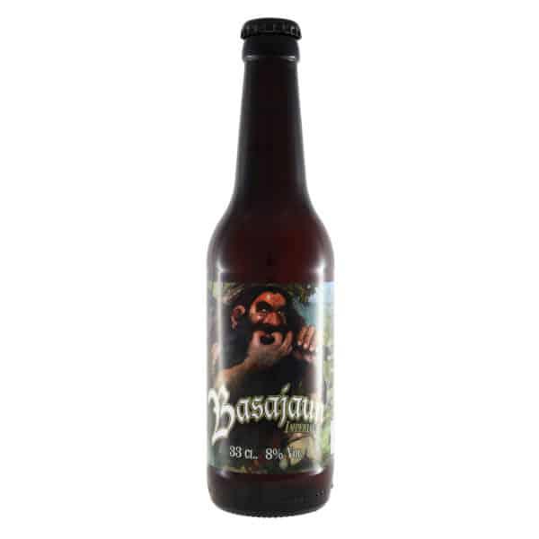Biribil - Basajaun. Cerveza vendida por la tienda online de El Retrogusto es mío. Sarriguren