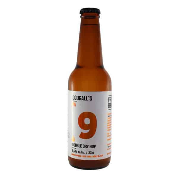Dougall's - IPA 9 Cerveza vendida por la tienda online de El Retrogusto es mío. Sarriguren