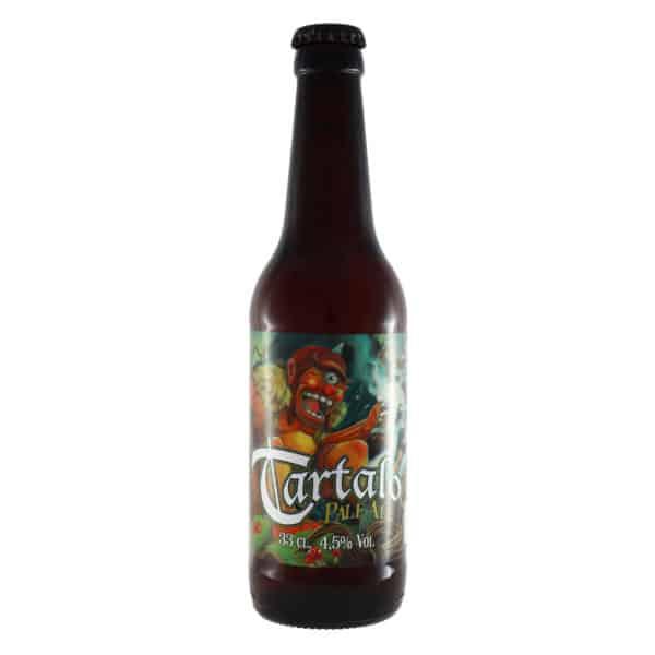 Biribil - Tartalo (Pale Ale). Cerveza vendida por la tienda online de El Retrogusto es mío. Sarriguren