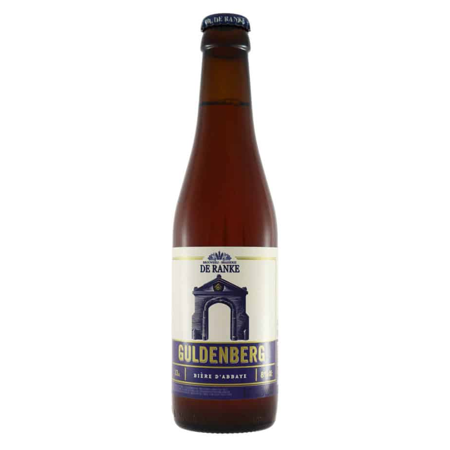 De Ranke - Guldenberg. Cerveza vendida por la tienda online de El Retrogusto es mío. Sarriguren
