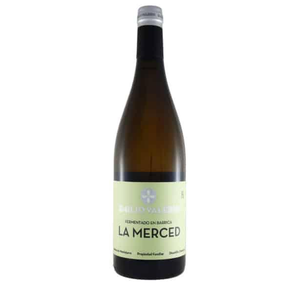 Emilio Valerio - La merced 2016. Vino vendido por la tienda online de El Retrogusto es mío. Sarriguren