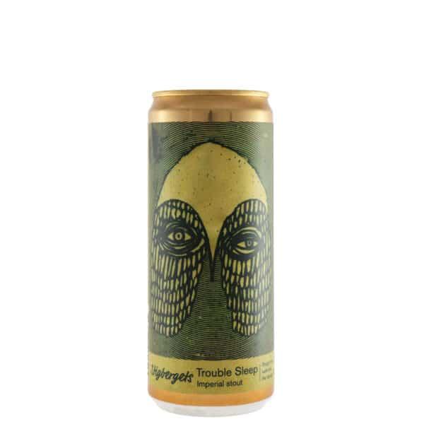 Stigbergets - Trouble Sleep.Cerveza vendida por la tienda online de El Retrogusto es mío. Sarriguren