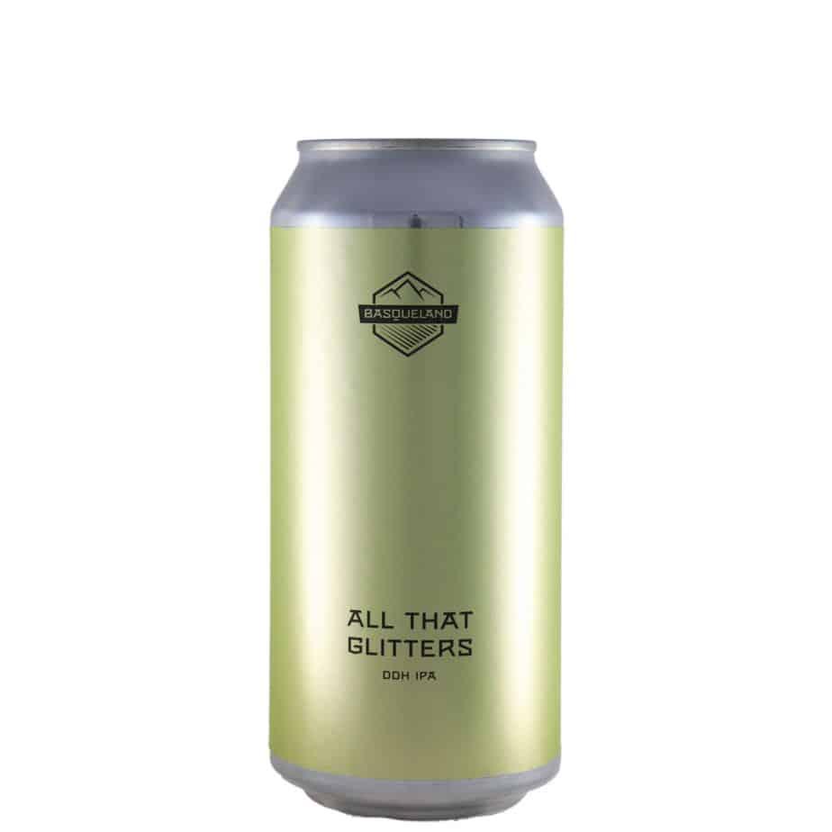 Basqueland - All that glitters. Cerveza vendida por la tienda online de El Retrogusto es mío. Sarriguren