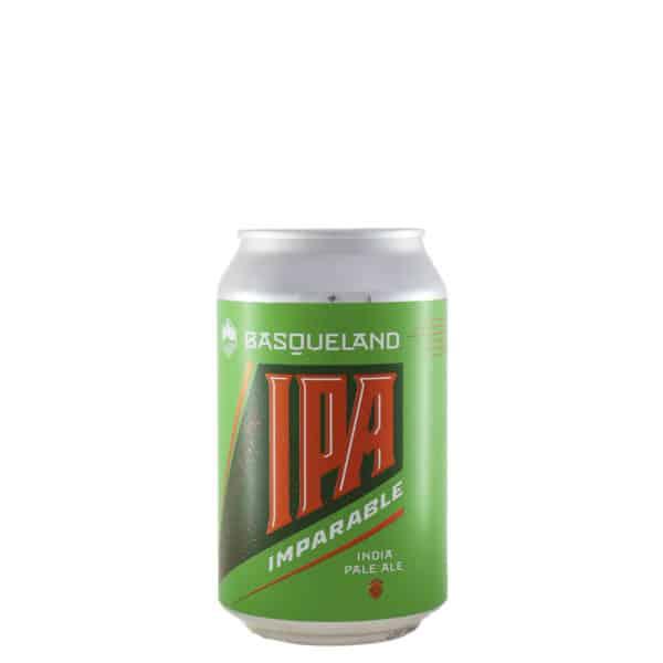 Basqueland - Imparable (WestCoast IPA). Cerveza vendida por la tienda online de El Retrogusto es mío. Sarriguren