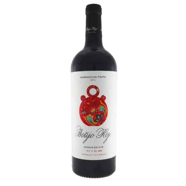 Bodegas Frontonio - Botijo Rojo 2015. Vino vendido por la tienda online de El Retrogusto es mío. Sarriguren