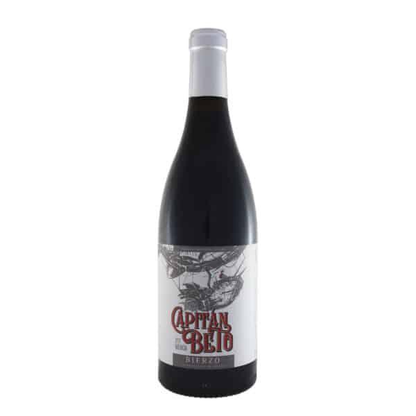 Michelini I Mufatto - Capitan Beto 2017. Vino vendido por la tienda online de El Retrogusto es mío. Sarriguren