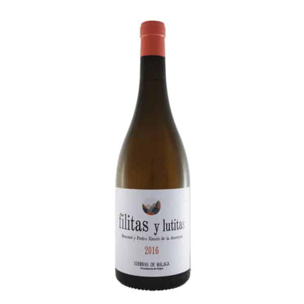 Viñedos Verticales - Filitas Y Lutitas 2016. Vino vendido por la tienda online de El Retrogusto es mío. Sarriguren