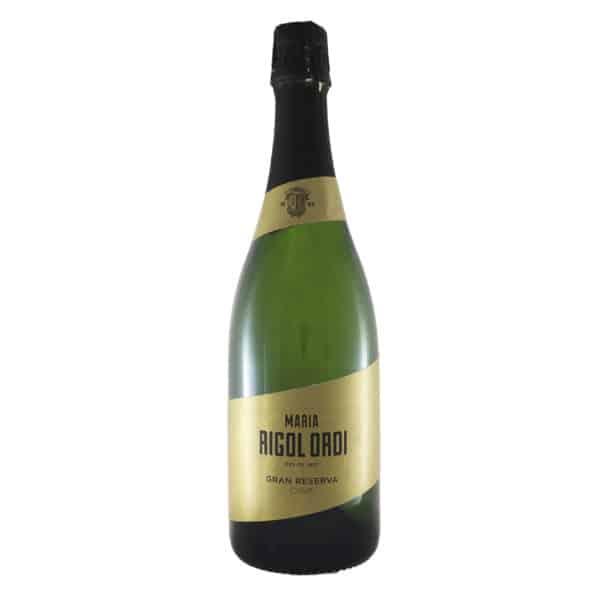 Maria Rigol Ordi - Gran Reserva. Vino vendido por la tienda online de El Retrogusto es mío. Sarriguren