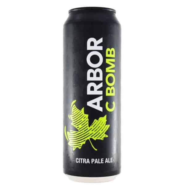 Arbor - C-Bomb. Cerveza vendida por la tienda online de El Retrogusto es mío. Sarriguren